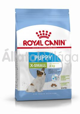 RoyalCanin X-Small Junior kutyaeledel 500 g-os