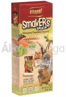 Vitapol Smakers rúd rágcsálóknak zöldséges 2 db-os 90 g-os