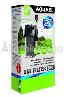 AquaEl UniFilter 360 belsőszűrő 60-100 literig