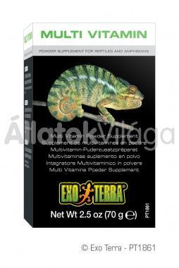 Exo-Terra Multi Vitamin por 70 g-os PT1861