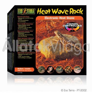 Exo-Terra Heat Wave Rock Medium fűtött szikla közepes 10 W-os PT2002