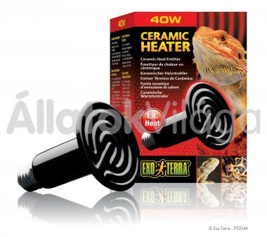 Exo-Terra Ceramic Heater kerámia hősugárzó E27/40 W-os PT2044