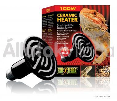 Exo-Terra Ceramic Heater kerámia hősugárzó E27/100 W-os PT2046