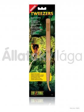 Exo-Terra Tweezers bambusz etetőcsipesz PT2076