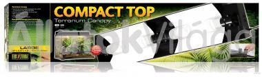 Exo-Terra Compact Top Large armatúra 4 db E27-es foglalattal 90x9x20 cm-es PT2228