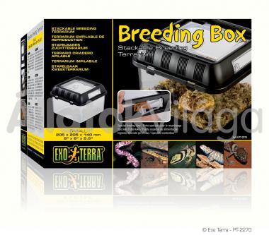 Exo-Terra Breeding Box Small etető box 205x205x140 mm-es PT2270