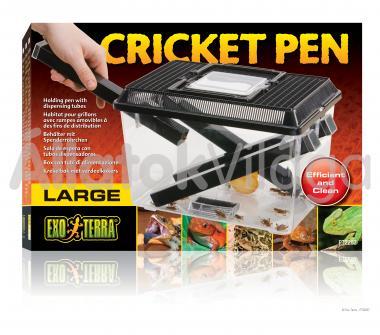 Exo-Terra Cricket Pen Large tücsöktartó box 30x20,5x19,5 cm-es PT2287