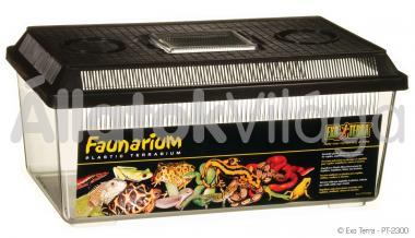 Exo-Terra Faunarium szállító box lapos 360x210x160 mm-es PT2300