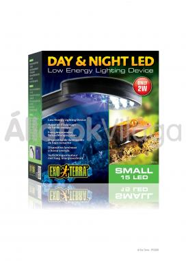 Exo-Terra Day & Night LED Small nappali&éjjeli ledes lámpa kicsi PT2335