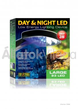 Exo-Terra Day & Night LED Small nappali&éjjeli ledes lámpa kicsi PT2336