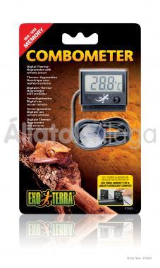 Exo-Terra Combometer digitális hő- és páramérő PT2470