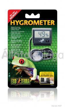 Exo-Terra Hygrometer digitális páramérő PT2477