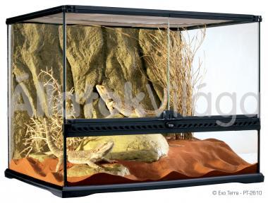 Exo-Terra Natural Terrarium Medium/Wide terrárium közép/széles 60x45x45 cm-es PT2610
