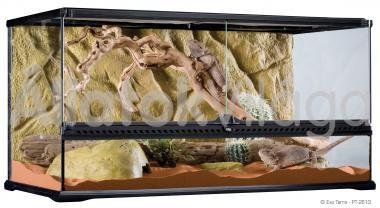 Exo-Terra Natural Terrarium Large/Wide terrárium nagy/széles 90x45x45 cm-es PT2613