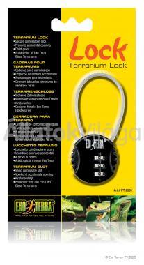 Exo-Terra Lock terrárium zár PT2620