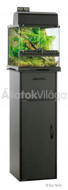 Exo-Terra Cabinet terrárium szekrény 31x31x80 cm-es PT2625