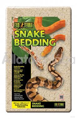 Exo-Terra Snake Bedding kígyó alom 26,4 literes PT2768