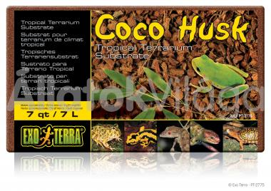 Exo-Terra Coco Husk kókusz háncs 7 literes PT2775
