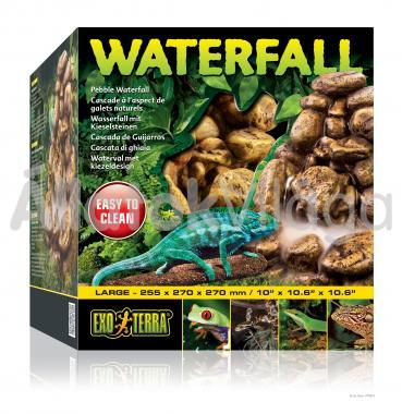 Exo-Terra Waterfall Large vízesés nagy 255x270x270 mm-es PT2914