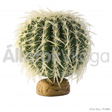 Exo-Terra Desert Plants Barrel Cactus - Medium sivatagi műnövény közép PT2985