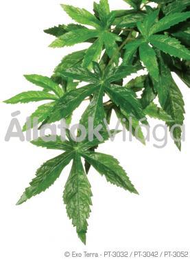 Exo-Terra Hanging Rainforest Plants Abuliton Medium kúszó esőerdei műnövény közép PT3042