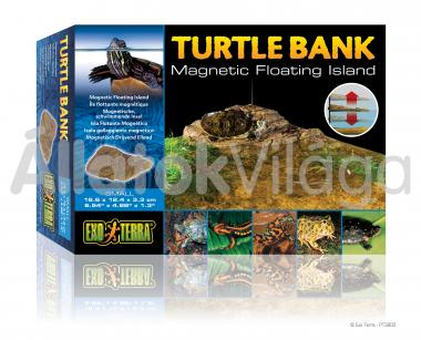 Exo-Terra Turtle Bank Small teknős part kicsi 166x124x33 mm-es PT3800