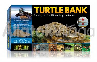 Exo-Terra Turtle Bank Large teknős part nagy 406x240x70 mm-es PT3802