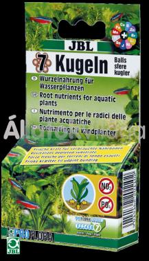 JBL Kugeln golyó 7 db-os növénytáp