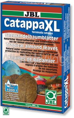 JBL Catappa XL tebanglevél 1000 literhez 10 db/doboz