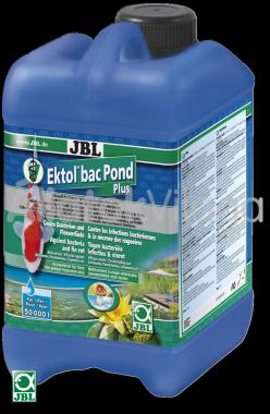 JBL Ektol bac Pond Plus 5 literes 100 m3-hez