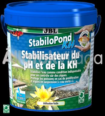JBL StabiloPond KH 1 kg-os 10 m3-hez
