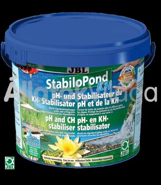 JBL StabiloPond KH 10 kg-os 100 m3-hez