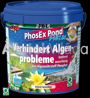 JBL PhosEx Pond Filter 500 g /1 literes 5 m3-hez