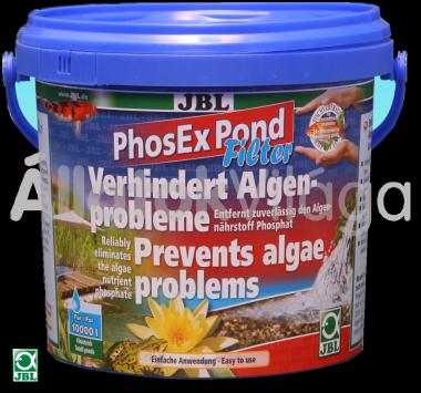 JBL PhosEx Pond Filter 2,5 kg / 5 literes 25 m3-hez