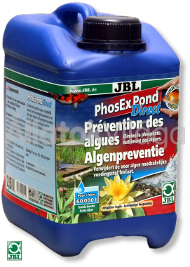 JBL PhosEx Pond Direct 2,5 literes 50 m3-hez