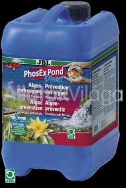 JBL PhosEx Pond Direct 5 literes 100 m3-hez