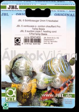 JBL Tapadó korong 2 mm-es 6 db-os