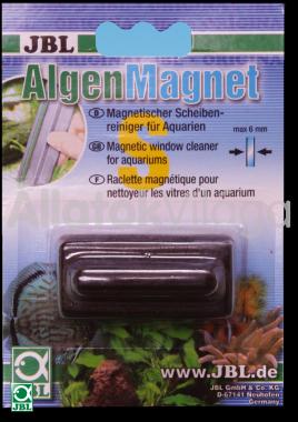 JBL Algenmagnet mágneses algakaparó S-es 6 mm-es üvegig