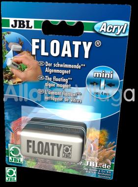 JBL Floaty Acryl mágneses algakaparó 4 mm-es vastagságig