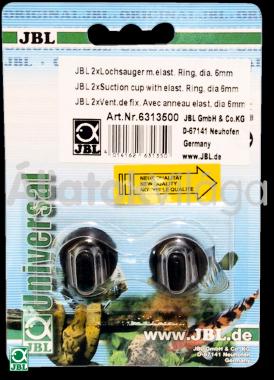 JBL Tapadó korong 6 mm-es 2 db-os