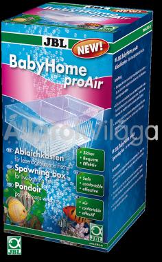 JBL BabyHome proAir ikráztató box