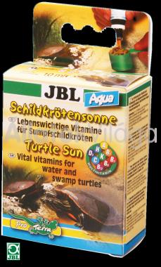 JBL Turtle Sun Aqua 10 ml-es vitamin vízi teknősöknek