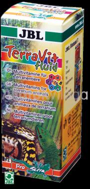 JBL TerraVit fluid 50 ml-es