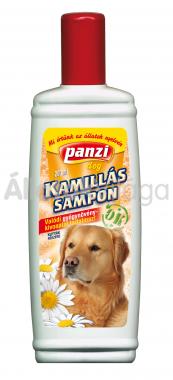 Panzi Kamillás sampon kutyáknak 200 ml-es