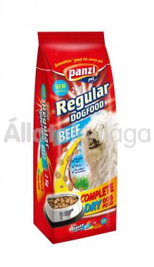 Panzi Regular DogFood Beef marhás száraz kutyaeledel 2 kg-os