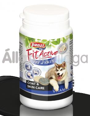 Panzi FitActive Fit a Skin bőr & szőrregeneráló vitamin 60 tabletta