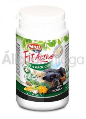 Panzi FitActive Fit a Broccoli gyógynövényes táplálékiegészítő 60 tabletta