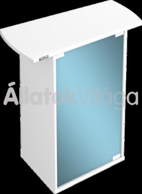 Tetra AquaArt 60 literes akváriumhoz bútor fehér