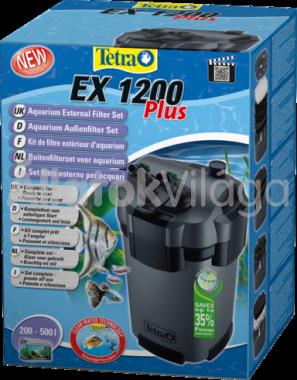 Tetra EX 1200 Plus külsőszűrő töltettel 250-500 literig