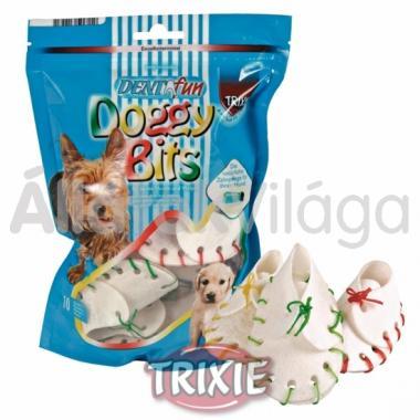 Trixie Dog Snack színes mokaszin kicsi, 7 cm-es 100 g/10 db-os 31447
